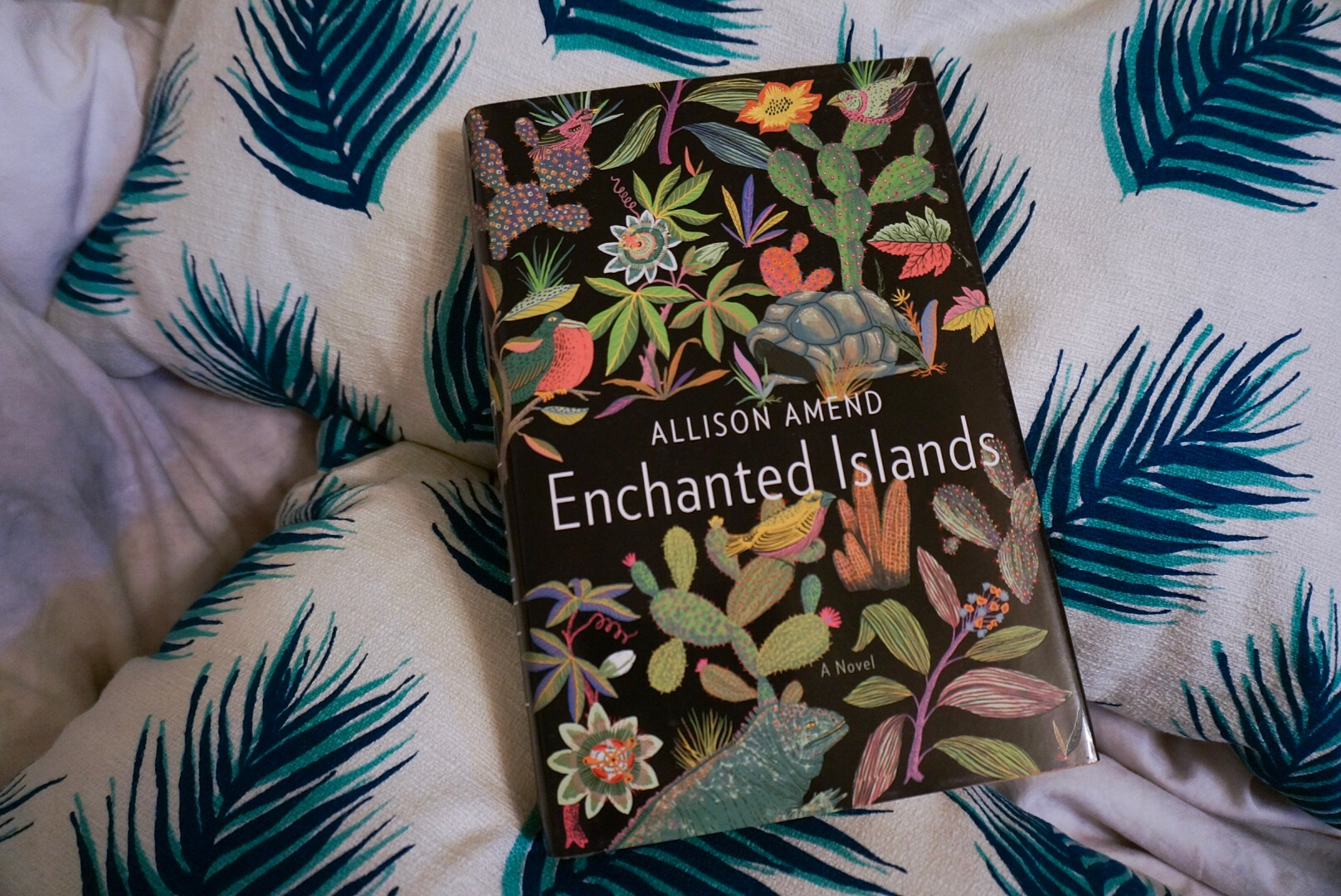 enchanted islands allison amend review