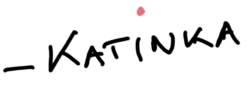 Katinka signature